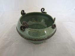 Fiddlehead Pot