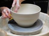 Pottery Instruction