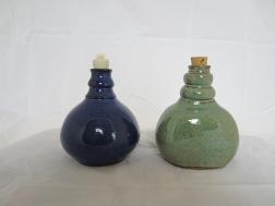 Oil Lamp and Dispenser