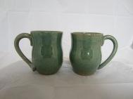 Robin's Egg Mugs